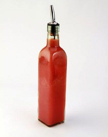 Homemade vietnamese Sriracha styled hot-sauce recipe
