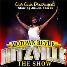 Hitzville Las Vegas brings the biggest hits of Motown to The Miracle Mile Shops at Planet Hollywood.