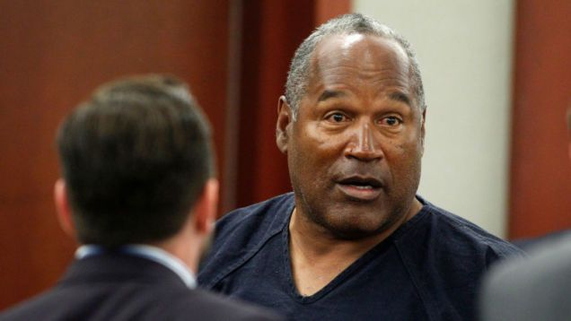 O.J. Simpson Could Be Out Of Prison By Monday