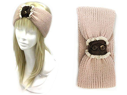 Hand Knitted Hairband Hair Accessories -- Read more reviews of the product by visiting the link on the image.