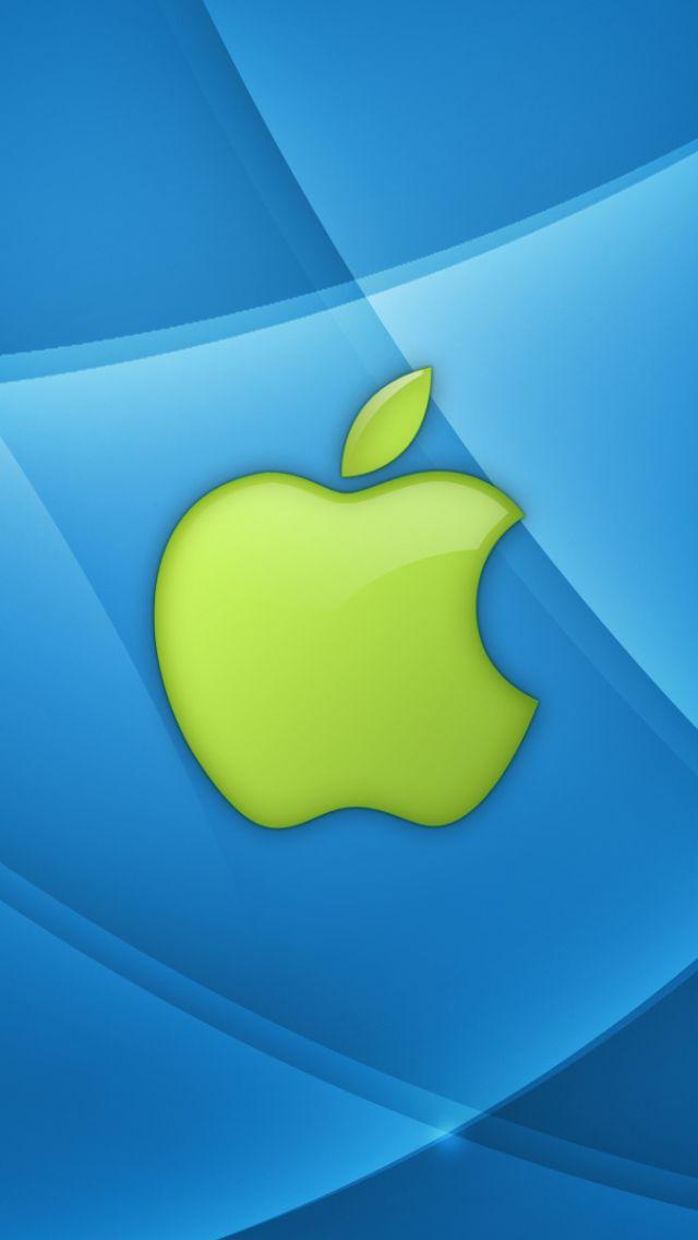 Download Wallpaper 640x1136 App store, Apple, Mac, Blue ...