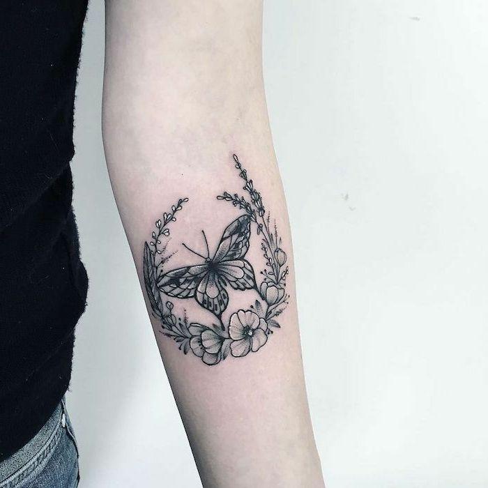 1001 Ideas De Tatuajes De Mariposas Super Bonitos Mariposa Tatuaje Tatuajes Tatuajes De Moda
