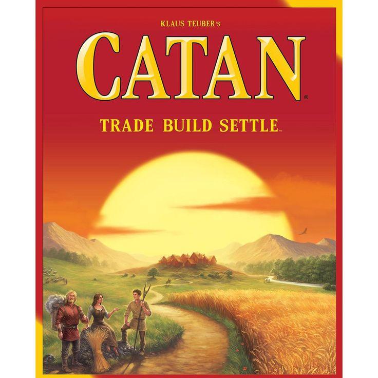 CATAN 5TH EDITION GAME | Games World
