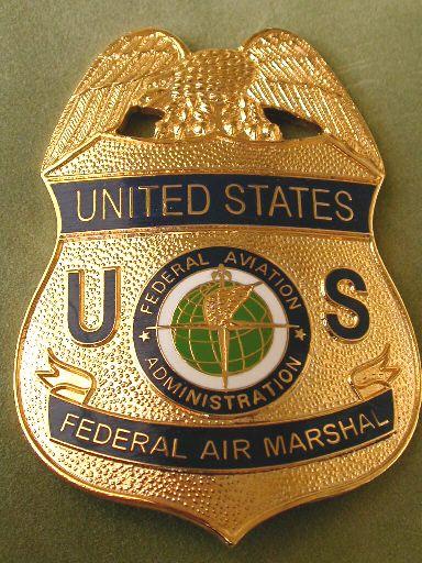 federal air marshal