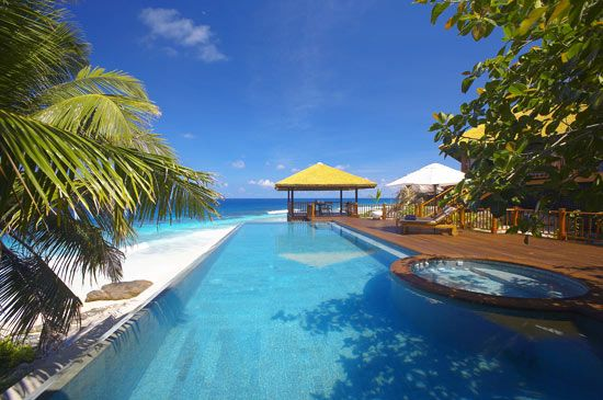 Fregate Island Private is the only resort on one of the most unspoiled places on earth. http://www.sunnsandvacation.com/seychelles-holiday-packages.php