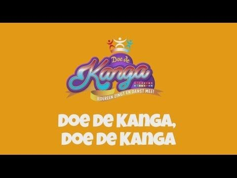 Kinderen voor Kinderen - Doe de Kanga (met songtekst) - YouTube