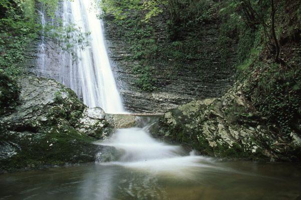 cascata in #alpago