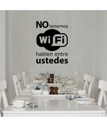 No Tenemos Wifi                                                                                                                                                                                 Más