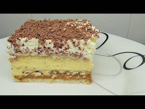 leckere kuchen mit karamell ohne backen 3 bit youtube backen pinterest torte the o 39 jays. Black Bedroom Furniture Sets. Home Design Ideas