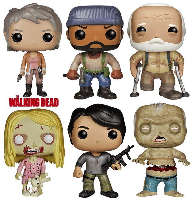 The Walking Dead Pop! Vinyl Figures Series 5