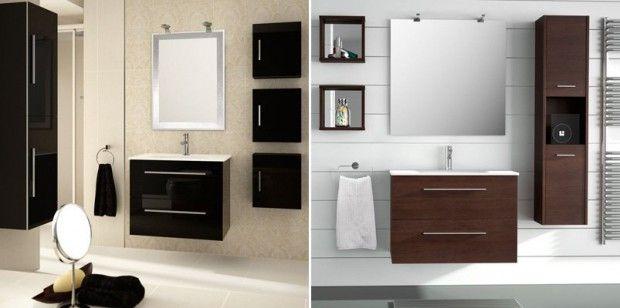 Actualización en los muebles de baño.