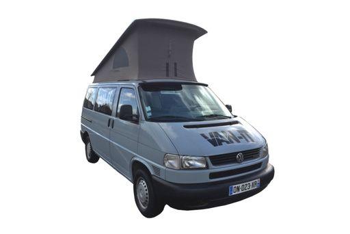 campervan 4 seats comfort t4 + - motorhome rental in France.
