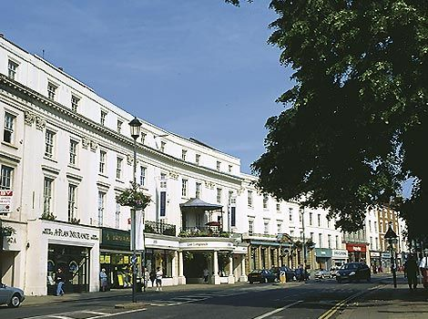 Leamington Spa. how i miss this place