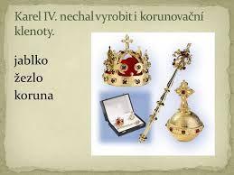 Výsledek obrázku pro karel iv koruna