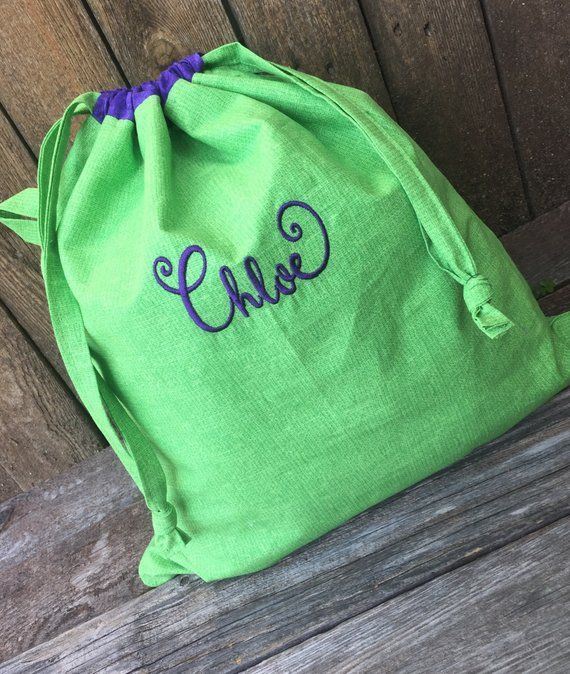 Drawstring Wet Bag Personalized Wet Dry Bag Gym Bag Cloth