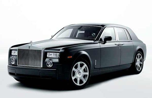 Rolls Royce in India