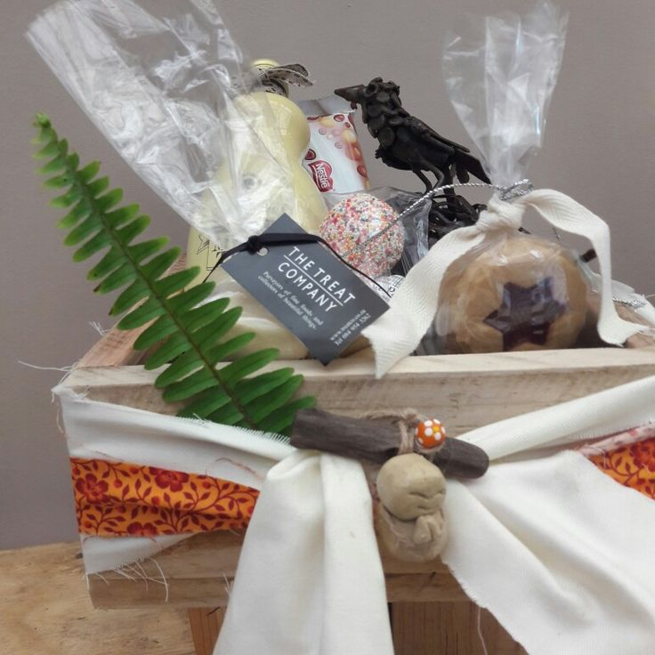 Gift hamper for an outdoorsy chap