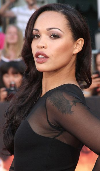 Cleopatra Coleman,, the awesome DJ in step up revolution