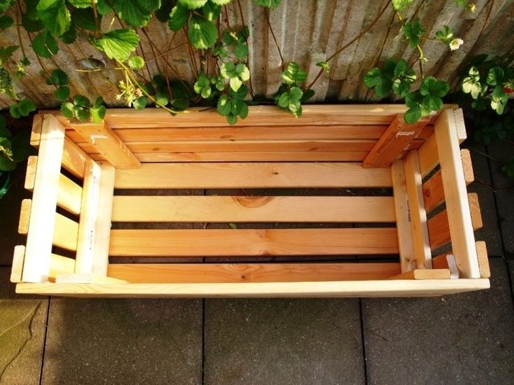 1000 ideas about jardiniere en palette on pinterest. Black Bedroom Furniture Sets. Home Design Ideas