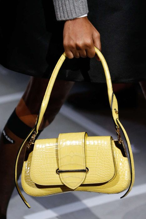 88ea5875d9cc Prada, Spring-Summer 2019, Milan, Womenswear | Сумки в 2019 г. | Prada  purses, Prada Bag и Prada spring