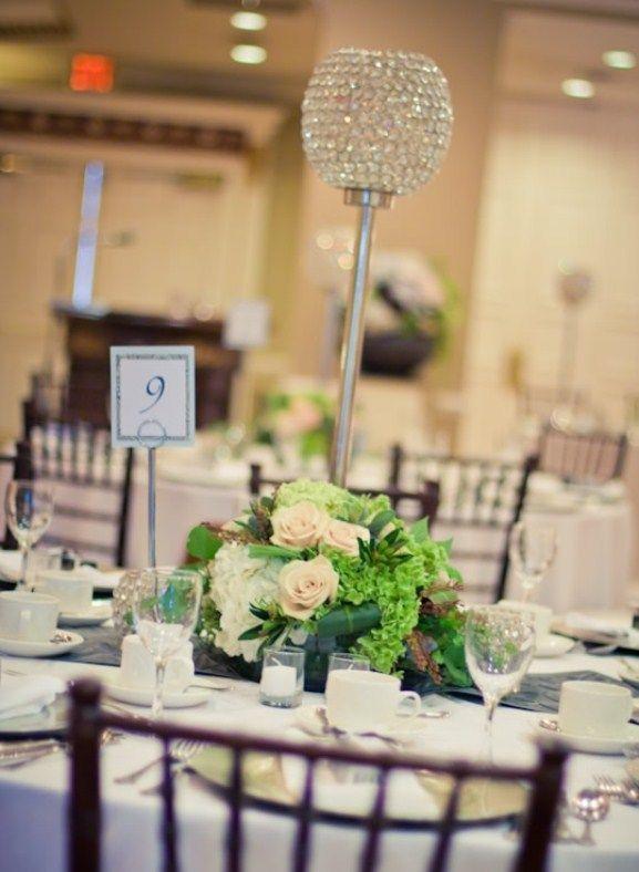 20 best Tall Wedding Centerpieces images on Pinterest | Flower ...