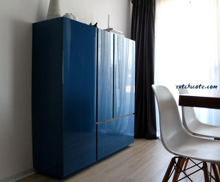 Aparador Azul ~ 25+ melhores ideias de Aparador azul no Pinterest Corredor azul, Móveis de sala de jantar azul