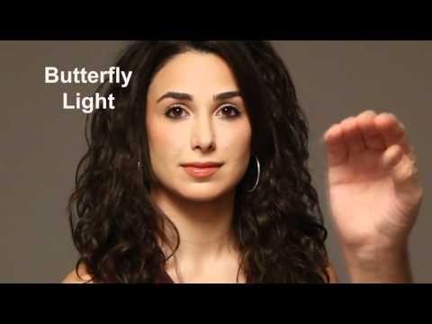 Excellent video overview of five most popular Portrati Lighting Methods - Rembrandt, Split, Broad, Butterfly, and Loop Lighting