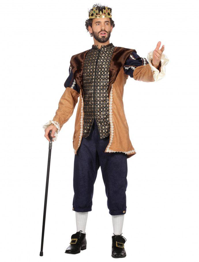 4943418c5e06b7 König Arthur 2-tlg. für Karneval   Fasching kaufen » Deiters  könig ...