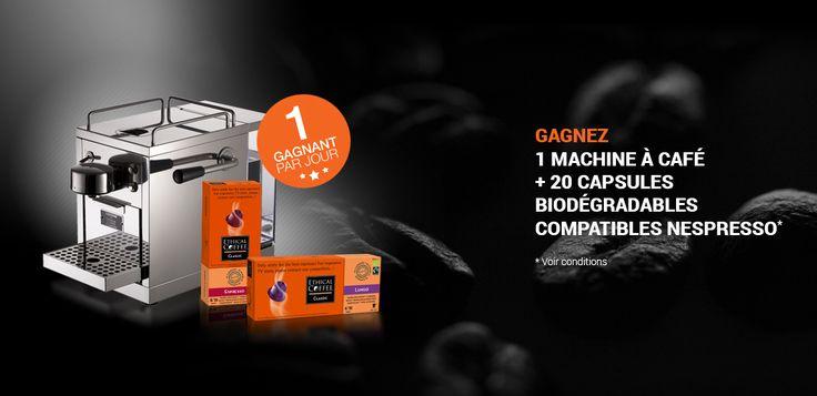 Concours pour la Suisse / Wettbewerb (nur in der Schweiz) #coffee #ethicalcoffee