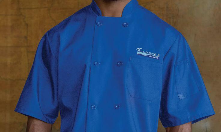 Lightweight Chef Coat | Happy Chef Uniforms®