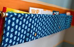 DIY: HOW TO MAKE A BOOK SLING | BluLabel Bungalow | Interior Design Advice and Inspiration