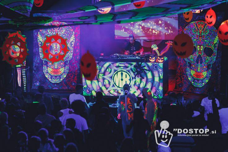 Dance of the Undead, 31.10.2014, SLOVENIA - Maribor   https://www.facebook.com/PsyFlyDreamcatchers