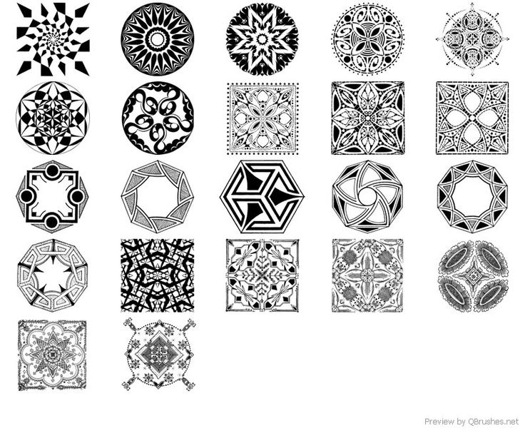 17 Best images about Geometric patterns and designs on Pinterest ...