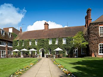 Hotel FARNHAM - Mercure Farnham Bush Hotel