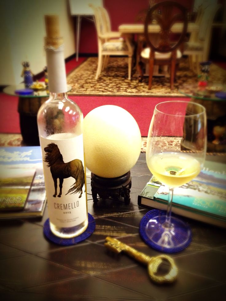 Cremello (2013) from Cavalli in Stellenbosch, South Africa. Aromas of passion fruit and vanilla pods with an aura of floral notes and orange blossoms. Rich, creamy with hints of lime and marmalade. Pair with nutty cheeses, wild mushroom risotto and gamefish. #wine #southafrica #winepairing