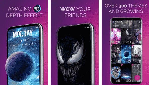 3D Parallax Background Premium v1.56 APK, 2020 | Android ...