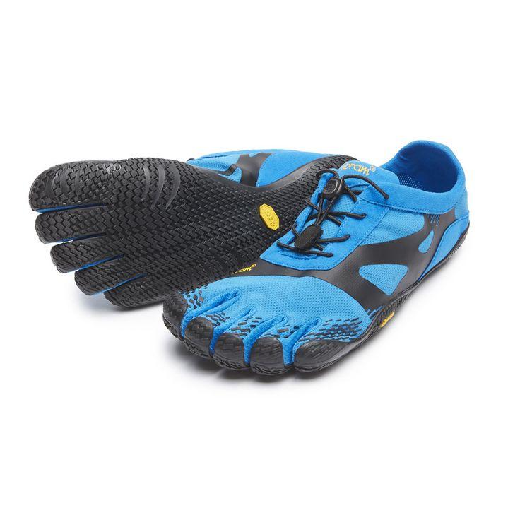 La Vibram Fivefingers Kso Evo Blue è ideale per chi pratica attività indoor quali Yoga Pilates ed arti marziali. Ottima anche per il fitness