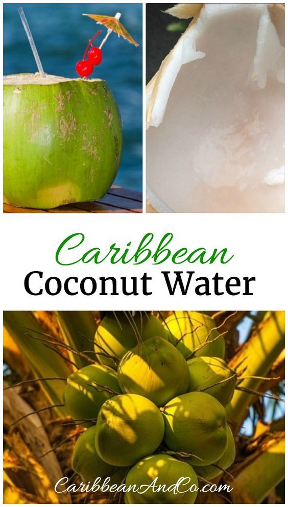 The best place to get and drink fresh coconut water is in the Caribbean where residents have long touted its healthy, nutritional value and its naturally delicious taste.