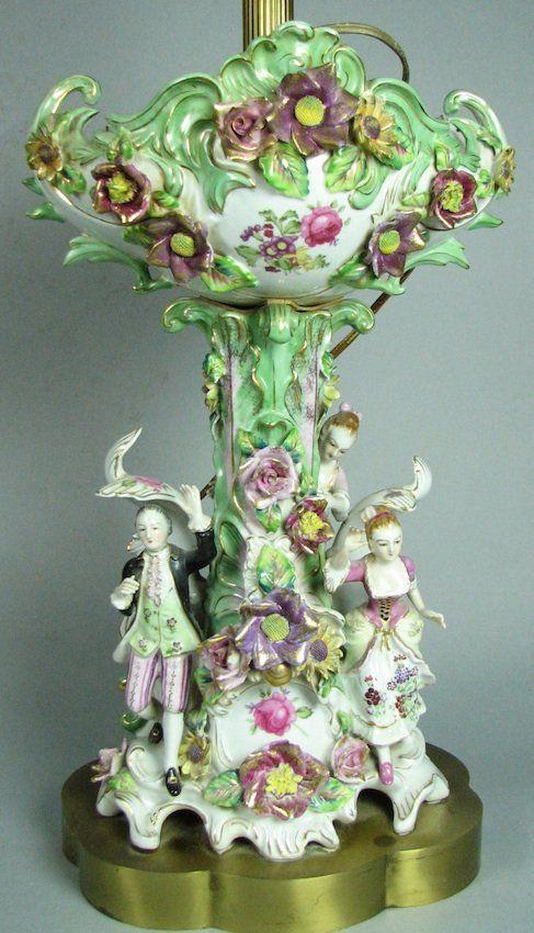 254 Best Capodimonte Italian Porcelain Images On Pinterest