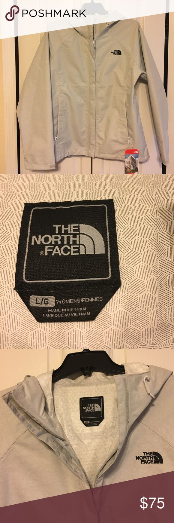 Women's Venture Jacket North Face Size Large NWT North Face Ladies Jacket Size Large The North Face Jackets & Coats