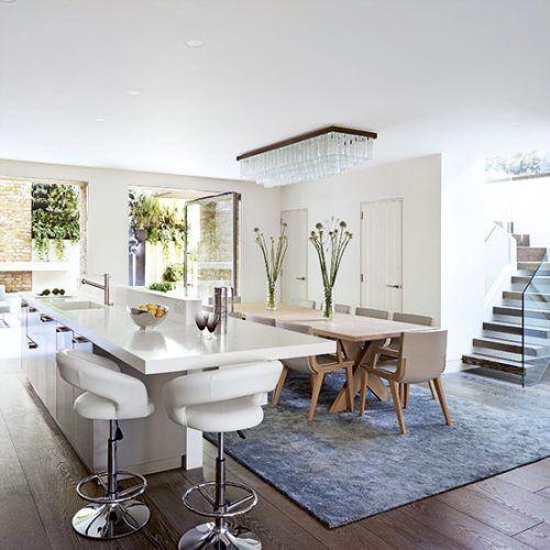 Contemporary Modern Kitchen Semi Detached Design Ideas: 1000+ Ideas About Kitchen Extensions On Pinterest