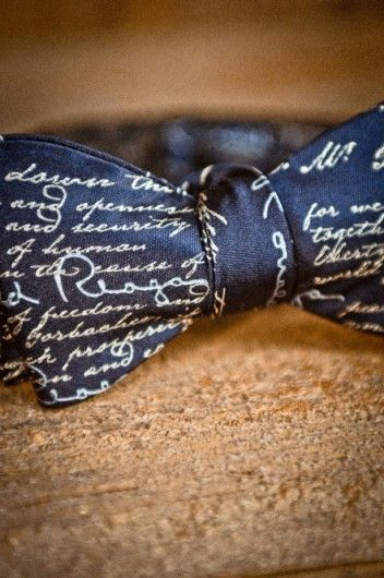 Tear Down This Wall Speech - Ronald Reagan Quote Bowtie, GOP, Republican Party