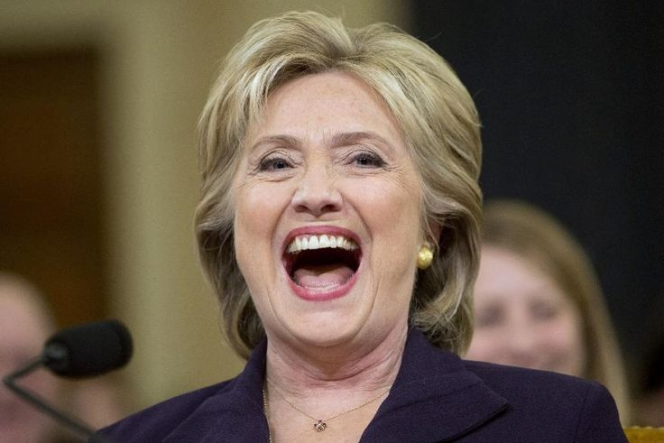 Garbage Millennial Website: Hillary Clinton Is The Sixth Most Beautiful Woman On Earth  We can't trust Hillary to lead this country, but if the price is right, she'll speak at your next corporate event. Tell her you've had enough Clinton for this Millennium.http://www.contacthillaryclinton.com/