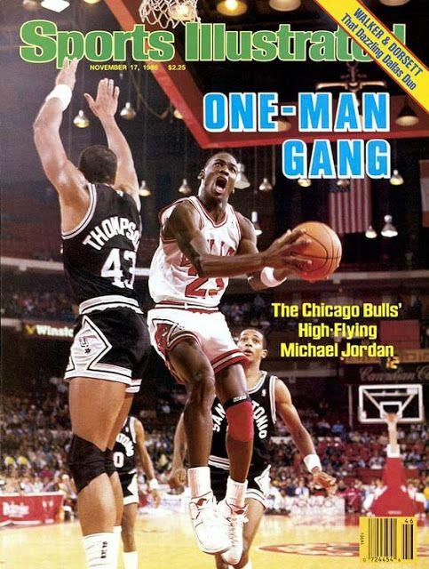 Sports Magazine Covers Michael Jordan Sports Magazine