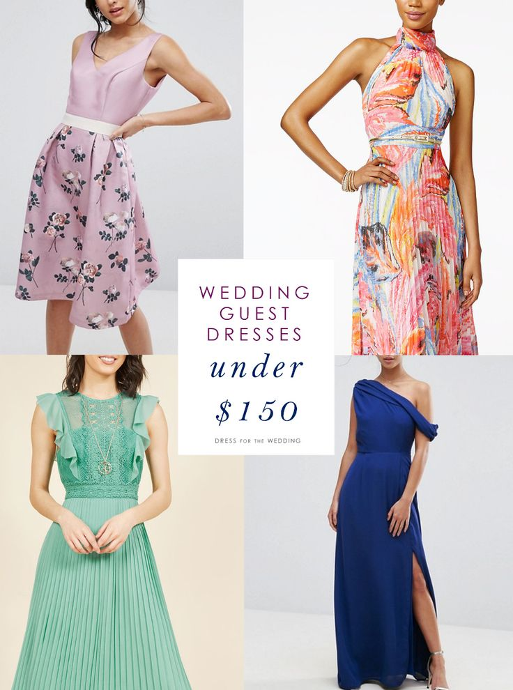 2433 best wedding guest dresses images on pinterest for Wedding dresses under 150 dollars