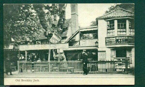 Old Brockley Jack