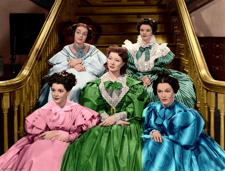 Bennet Sisters --pride and predudice