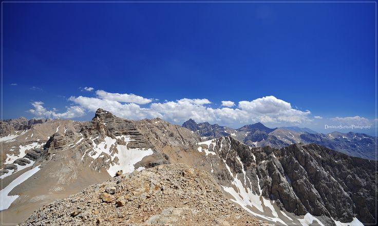 Emler(3723m), Aladağlar, Turkiye