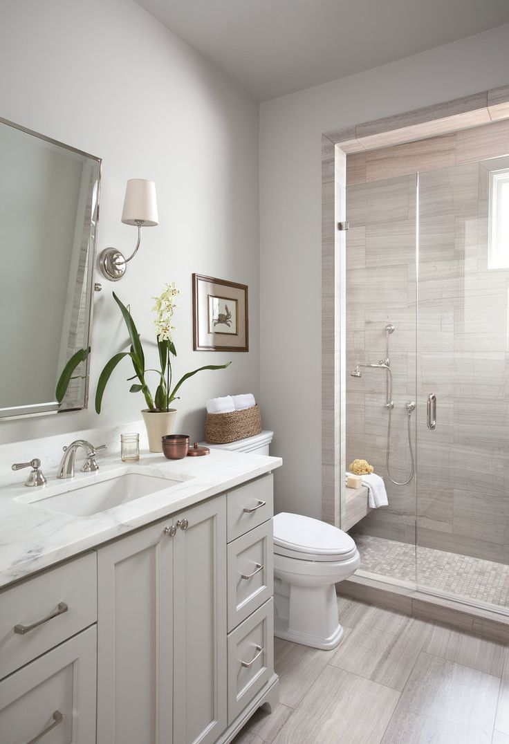 Small Master Bathroom Ideas Best 25 Small Grey Bathrooms Ideas On Pinterest  Grey Bathrooms