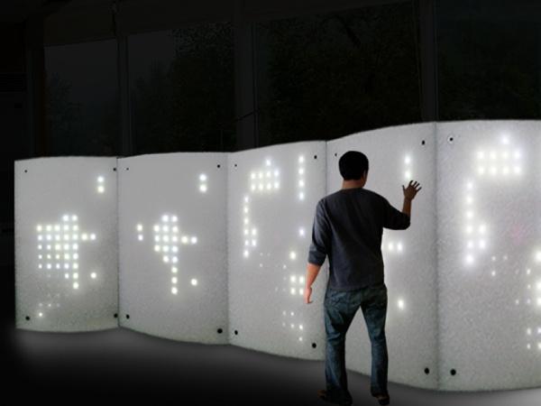 Interactive Lighting Lighting Modern Lighting Pinterest